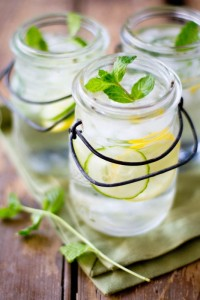 healthy water recipes
