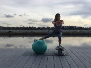 bosu ball workouts