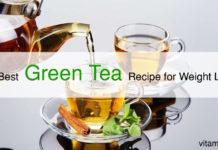 Top Green Tea Recipe For Weight Loss Burn Fat Immediately